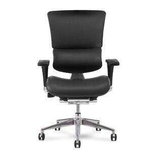 X-Chair High-Back Leather Executive Chair