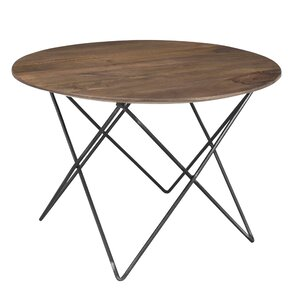 Vogue Round Coffee Table by Caribou Dane