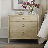 Newport Butano 3 Drawer Nightstand by Hooker Furniture