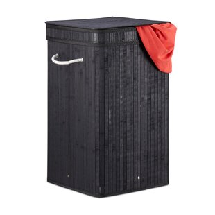 Bamboo Laundry Bin By Norden Home