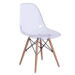 GlossWood Dining Side Chair by Fine Mod I..