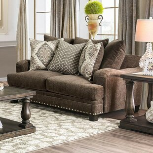 Shop Excelsior Loveseat by Darby Home Co