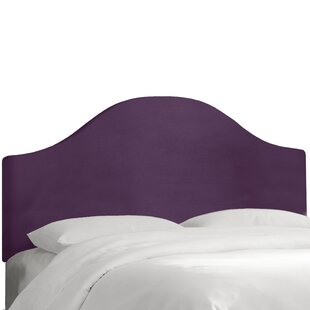 Affordable Upholstered Panel Headboard by Alcott Hill