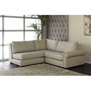 Willia Sectional by Three Posts New Design