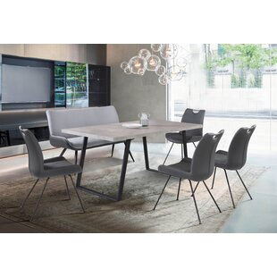 Orren Ellis Gorecki 6 Piece Dining Set