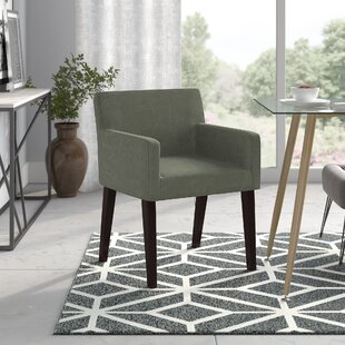 Thistletown Upholstered Dining Chair by Wrought Studio
