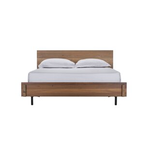 Reclaimed Teak Panel Bed by EQ3