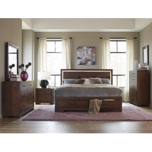 Kimbrough Storage Queen Platform Configurable Bedroom Set by Wrought Studio