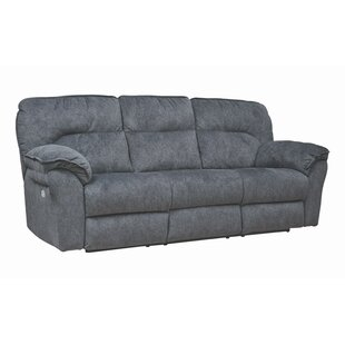 Full Ride Reclining Sofa by So..