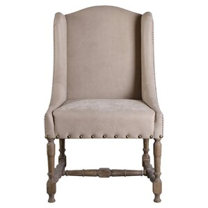 Rhinebeck Leather Armchair by Darby Home Co
