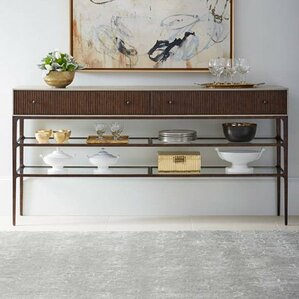 Serena Buffet Table by Stanley Furniture