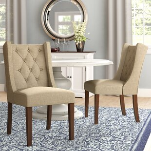 Maxwell Upholstered Dining Chair (Set of 2) DarHome Co