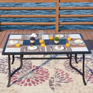 Roye Stone/Concrete Dining Table by Red B..