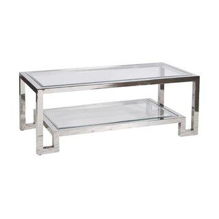 2 Tier Coffee Table by Worlds Away SKU:DB961387 Buy