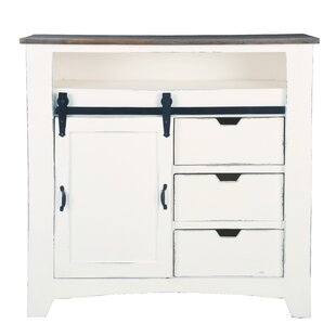 Tallman Barn 1 Door Accent Cabinet
