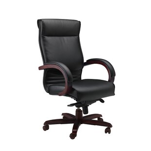 Mayline Group Corsica Leather Executive Chair