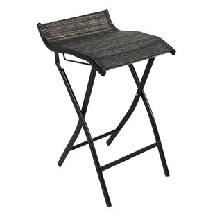 Powder Coated Folding Camping Stool (Set of 2)