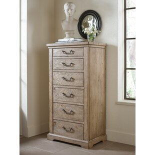 Monteverdi 6 Drawer Lingerie Chest by Rachael Ray Home 2019 Sale