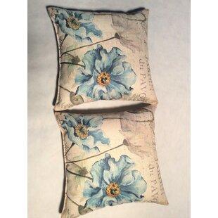 Kinross Linen Throw Pillow (Set of 2)