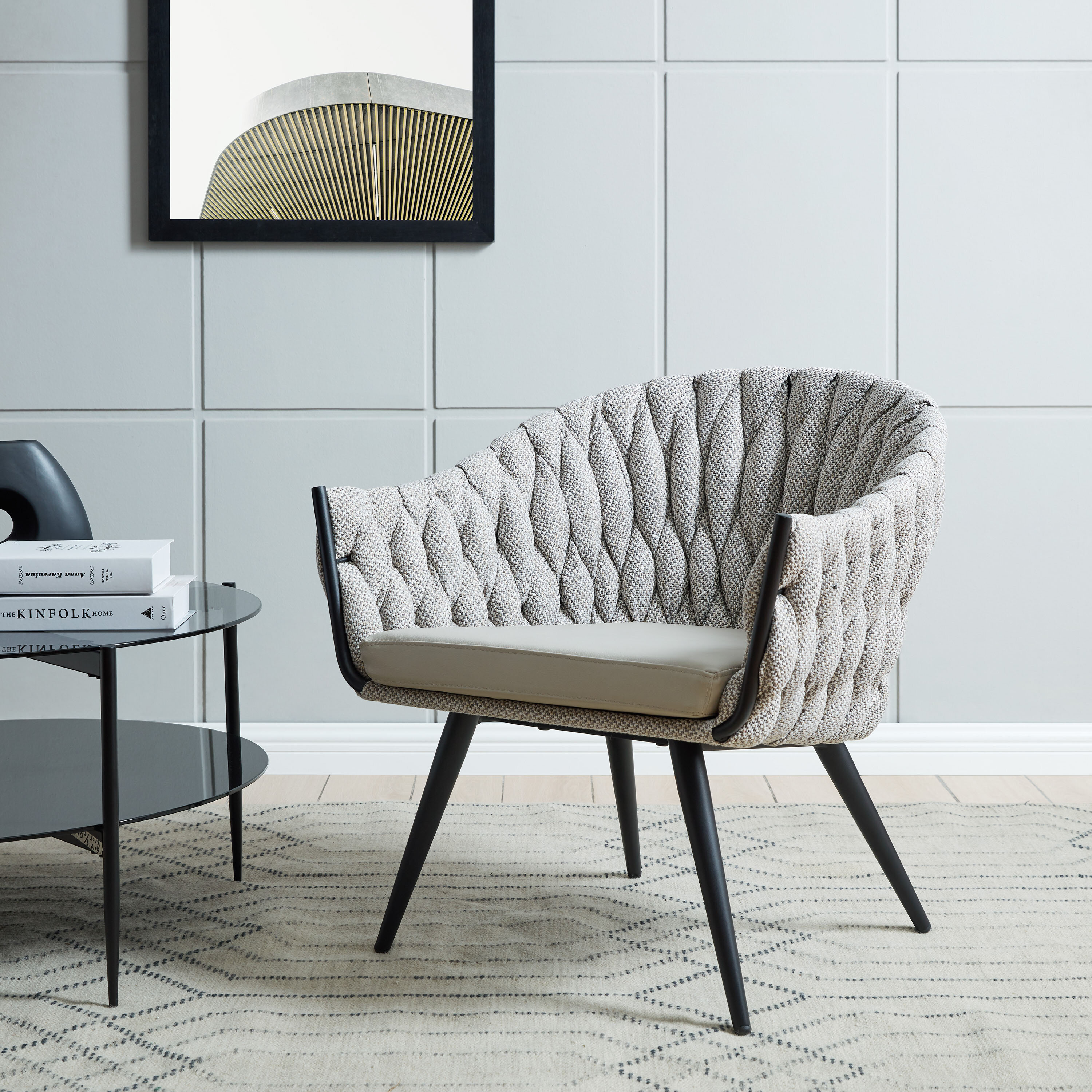 Lounge Polyester Polyester Blend Accent Chairs You Ll Love In 2021 Wayfair