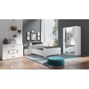 Review Beckley 4 Piece Bedroom Set