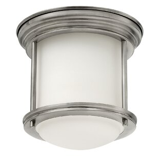 Hinkley Lighting Hadley 1-Light Flush Mount