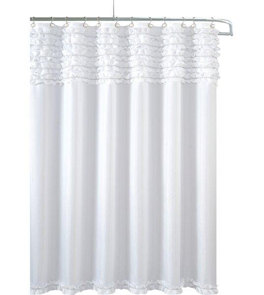 Viv + Rae Hepner Spa Shower Curtain & Reviews | Wayfair