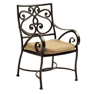 Lucerne Cast Patio Dining Chair