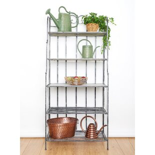 Montclair Iron Baker's Rack by Old D..