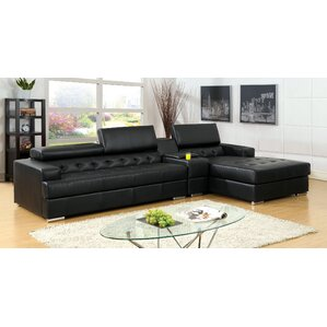 Derrikke Sectional Collection by Hokku Designs
