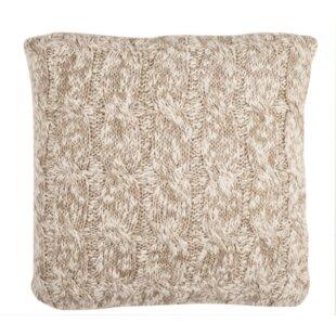 Bailor Chunky Knit Throw Pillow