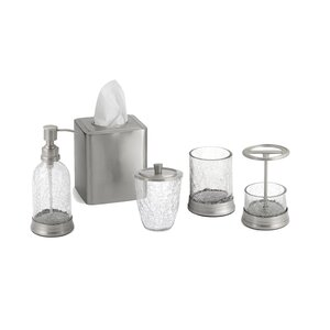 Heirloom 5-Piece Bathroom Accessory Set