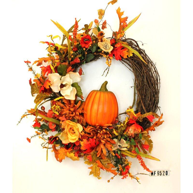 "24"" Silk Wreath"