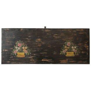 Hiliritas Solid Wood Cabinet Storage Bench By One Allium Way