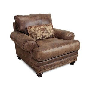 claremore club chair - Leather Club Chairs