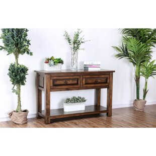 Bertha Console Table by Loon Peak