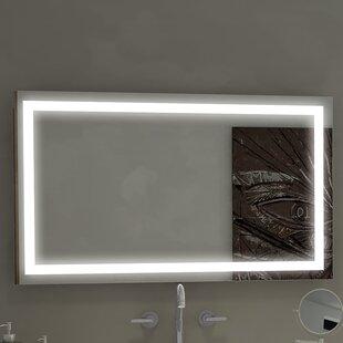 Great Price Harmony Illuminated Bathroom/Vanity Wall Mirror ByParis Mirror