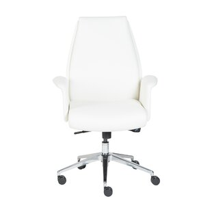 Brayden Studio Prichard Low Back Executive Chair