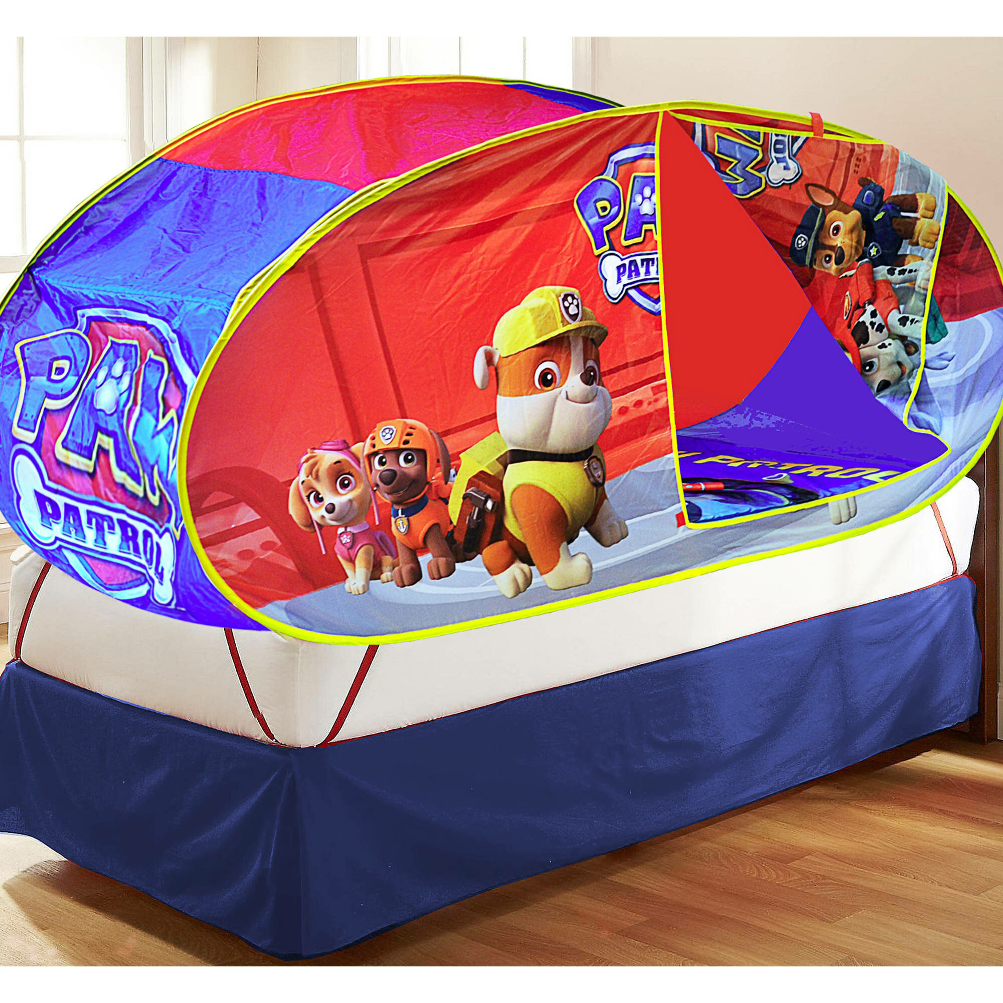 buy online 37a07 3471b Paw Patrol 4 Piece Play Tent