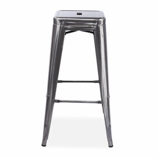 Pamala 77cm Bar Stool (Set Of 2) By Williston Forge