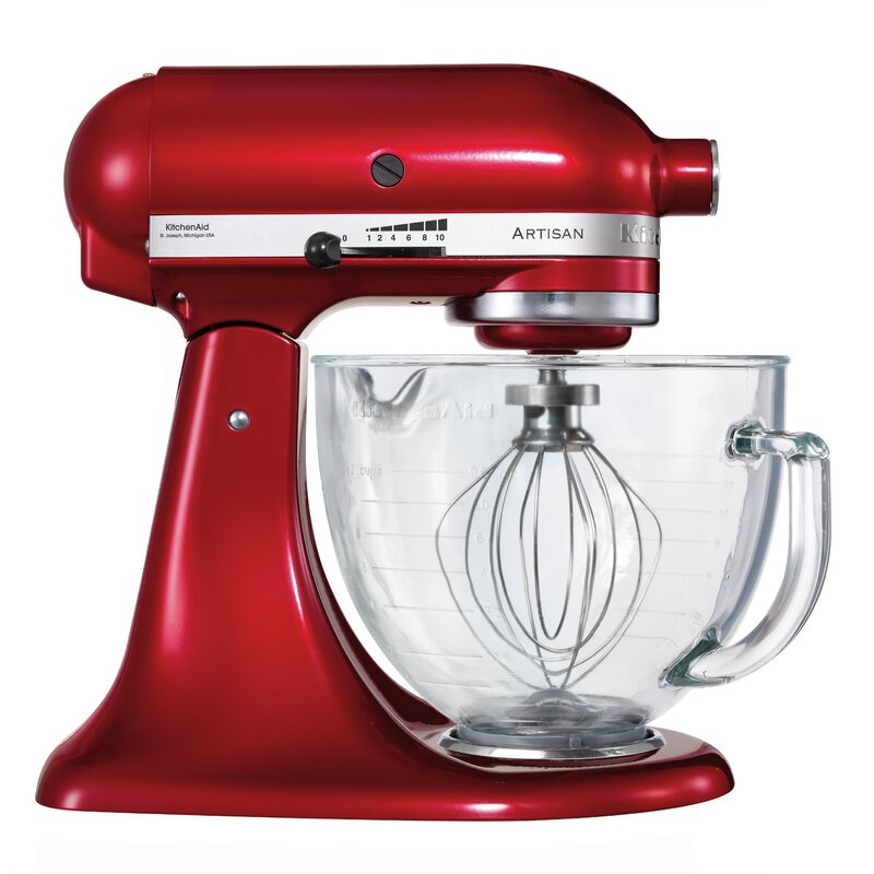 Candy Apple 10 Speed 4 8l Stand Mixer