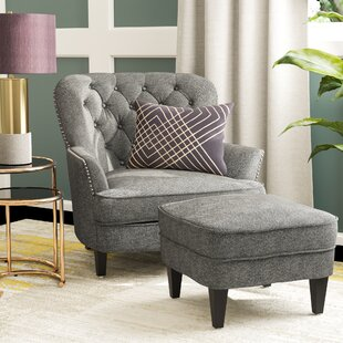 Grey Accent Chairs You\'ll Love in 2019 | Wayfair