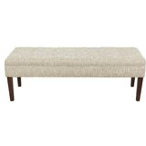 Terese Upholstered Bench by Red Barrel Studio®