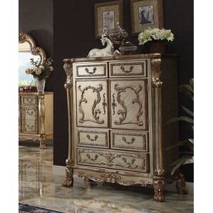 Perales 5 Drawer Chest by Astoria Grand