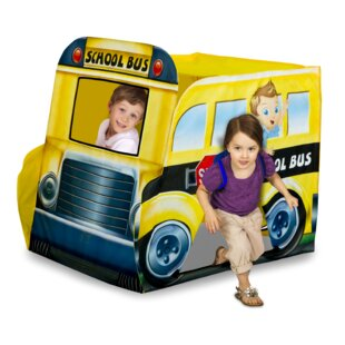 Playhut Vehicle School Bus..