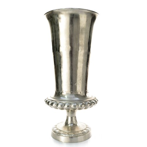 Lindisfarne Metal Urn Planter Rosalind Wheeler