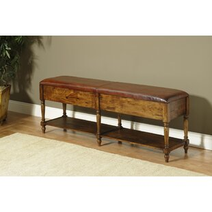 Cragmont Storage Bench by Loon Peak