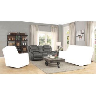 Oakman Motion Reclining Loveseat by Red Barrel Studio New