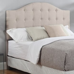 Best Price Kaiya Upholstered Panel Headboard by Charlton Home