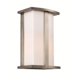 Find the perfect Preslee 1-Light Outdoor Flush Mount By Latitude Run